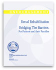 Encouragement: Bridging the Barriers (For Patients and Their Families)